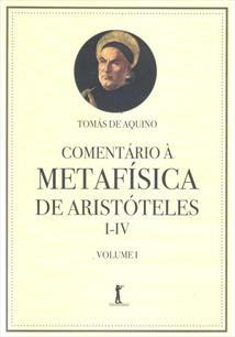 COMENTARIO A METAFISICA DE ARISTOTELES I-IV: VOLUME 1