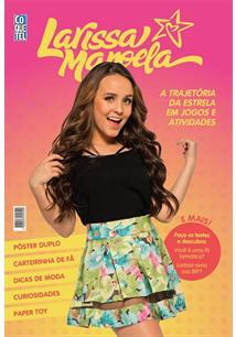 LIVRO LARISSA MANOELA: A TRAJETORIA DA ESTRELA EM JOGOS E ATIVIDADES