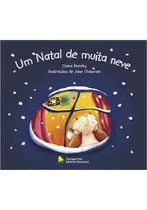 LIVRO UM NATAL DE MUITA NEVE