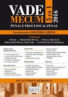 Vade Mecum Penal e Processual Penal 5 em 1 - 2016 - ISBN: 9788576268765