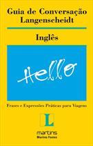 GUIA DE CONVERSAÇAO LANGENSCHEIDT: INGLES