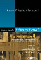 TRATADO DE DIREITO PENAL: PARTE ESPECIAL VOL.4