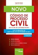 Novo Código de Processo Civil: Lei Nº 13.105, de 16 de Março de 2015 - Jair Lot Vieira (8572839666)