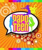 PAPO TEEN: 100 PERGUNTAS PARA TER ALTAS CONVERSAS COM QUEM VOCE QUISER