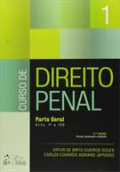 CURSO DE DIREITO PENAL: PARTE GERAL - VOLUME 1 - COD. 9788530965716