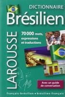 DICTIONNAIRE BRESILIEN: FRANÇAIS-BRESILIEN / BRESILIEN-FRANÇAIS