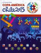 ALBUM DE FIGURINHAS COPA AMERICA 2015