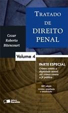 Tratado de Direito Penal: Parte Especial - Vol.4 - Cezar Roberto Bitencourt (8547201750)