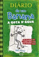 DIARIO DE UM BANANA 3: A GOTA D'AGUA