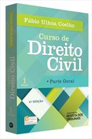 Curso de Direito Civil: Parte Geral - Vol.1 - Fábio Ulhoa Coelho (8520366848)