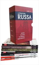 CAIXA ESPECIAL LITERATURA RUSSA