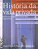 HISTORIA DA VIDA PRIVADA V.5
