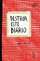DESTRUA ESTE DIARIO (CAPA VERMELHA)