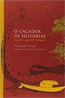 LIVRO O CAÇADOR DE HISTORIAS