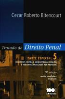 TRATADO DE DIREITO PENAL PARTE ESPECIAL VOL. 5