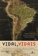 VIDAL, VIDAIS: TEXTOS DE GEOGRAFIA HUMANA, REGIONAL E POLITICA