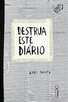 DESTRUA ESTE DIARIO (CAPA SILVERTAPE)