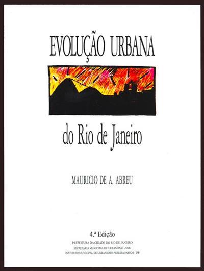 LIVRO A EVOLUÇAO URBANA DO RIO DE JANEIRO