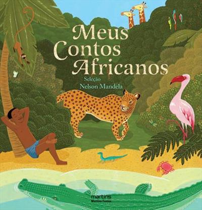 LIVRO MEUS CONTOS AFRICANOS