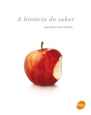 LIVRO A HISTORIA DO SABOR