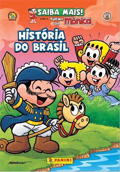 LIVRO HISTORIA DO BRASIL