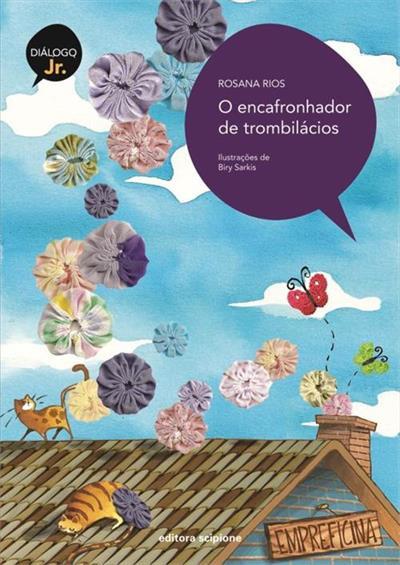 LIVRO O ENCAFRONHADOR DE TROMBILACIOS