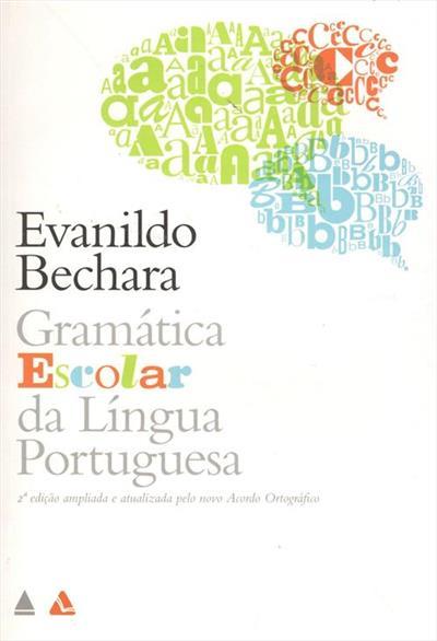 LIVRO GRAMATICA ESCOLAR DA LINGUA PORTUGUESA
