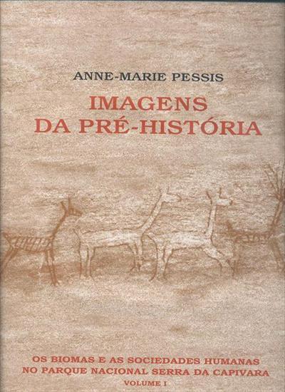 livro imagens da pré-história
