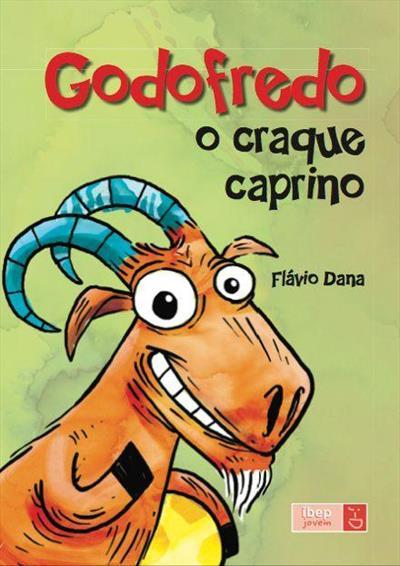 LIVRO GODOFREDO O CRAQUE CAPRINO