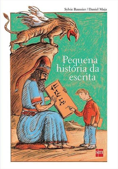 LIVRO PEQUENA HISTORIA DA ESCRITA