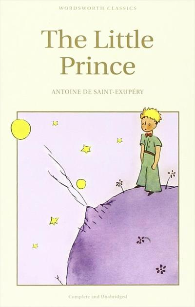LIVRO THE LITTLE PRINCE