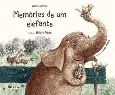 LIVRO MEMORIAS DE UM ELEFANTE
