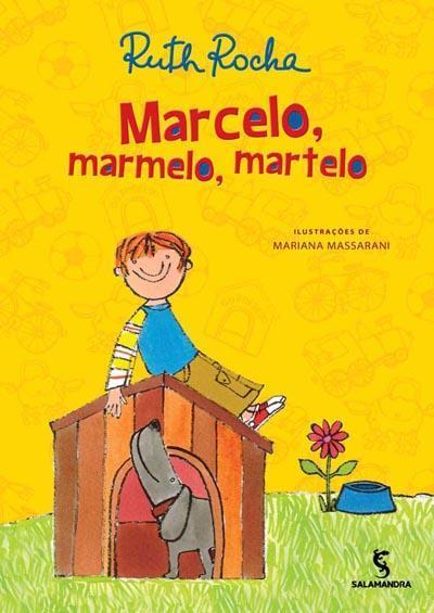 LIVRO MARCELO, MARMELO, MARTELO