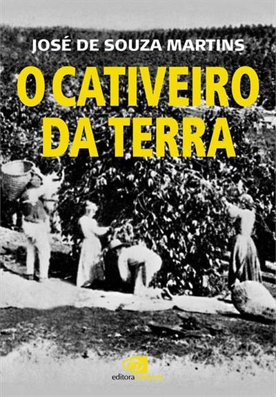 LIVRO O CATIVEIRO DA TERRA