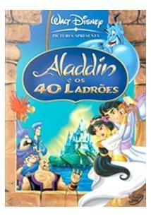 aladdin e os quarenta ladroes