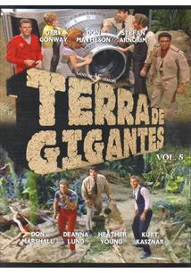 TERRA DE GIGANTES VOL. 5