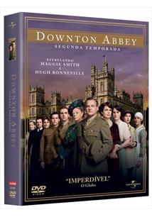 DOWNTON ABBEY - 02ª TEMPORADA (QTD: 4)