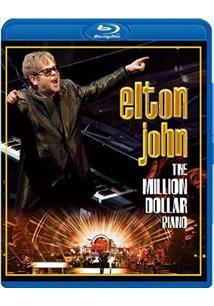 (BLU-RAY) THE MILLION DOLLAR PIANO
