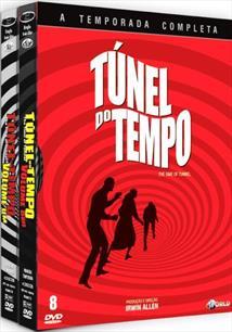 TÚNEL DO TEMPO - A TEMPORADA COMPLETA (QTD: 8)