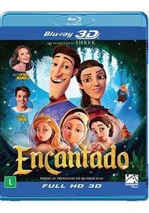 (BLU-RAY) ENCANTADO [BLU RAY 3D]