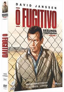 O FUGITIVO - SEGUNDA TEMPORADA - VOL. 1 (QTD: 4)