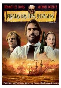 PIRATAS DAS ILHAS SELVAGENS - Ferdinand Fairfax - DVD