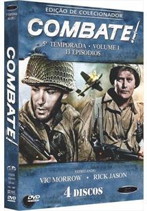 COMBATE - QUINTA TEMPORADA - VOLUME 1 (QTD: 4)
