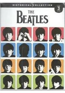 BOX THE BEATLES HISTORICAL COLLECTION (QTD: 3)