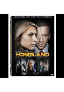 HOMELAND - 02ª TEMPORADA (QTD: 4)