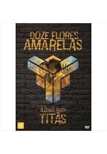 DOZE FLORES AMARELAS