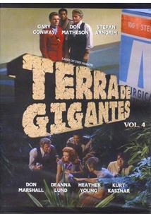 TERRA DE GIGANTES VOL. 4