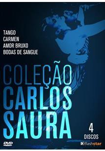 BOX CARLOS SAURA (QTD: 4)