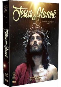 JESUS DE NAZARÉ: MINISSÉRIE COMPLETA - EDIÇÃO DEFINITIVA! (QTD: 3)