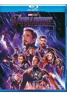 (BLU-RAY) VINGADORES: ULTIMATO